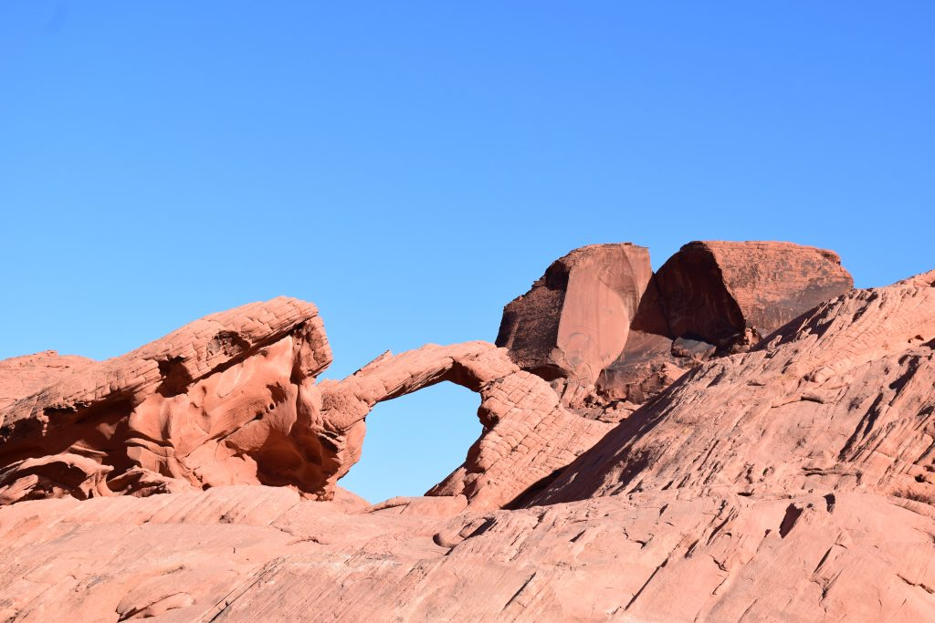 Valley of Fire Nevada USA